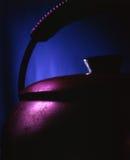 gammal kettle Arkivfoton