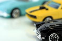 Gammal klassisk amerikansk sportbil Royaltyfri Bild
