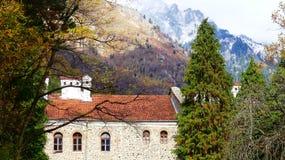 gammal kloster fotografering för bildbyråer