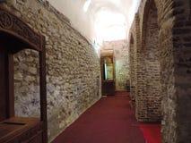 gammal kloster arkivbilder