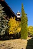 gammal kloster Royaltyfri Bild