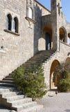Gammal kloster Royaltyfri Fotografi