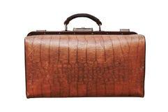 gammal koffer Royaltyfri Foto