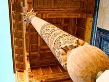 gammal kolonn Royaltyfri Foto