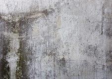 Gammal konkret textur arkivbild