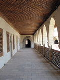 gammal korridor Royaltyfria Bilder