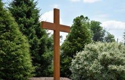 gammal kraftfull för kors Royaltyfria Bilder