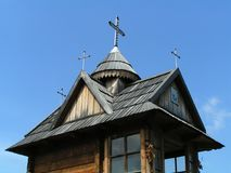 Gammal kyrka Royaltyfri Bild
