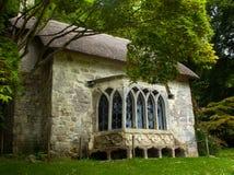 Gammal kyrka arkivfoton