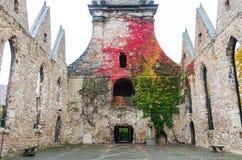 Gammal kyrka i Hannover royaltyfri fotografi