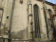 """Gammal kyrka i Rumänien †""""Trasylvania 8 Fotografering för Bildbyråer"""
