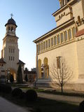 Gammal kyrka i Rumänien 12 arkivbilder
