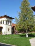 Gammal kyrka i Rumänien 6 Royaltyfria Bilder