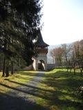 Gammal kyrka i Rumänien 2 Royaltyfri Foto