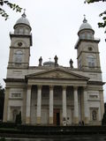 Gammal kyrka i Rumänien 107 Arkivbilder