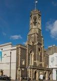 Gammal kyrklig byggnad i Brighton, Sussex, England Royaltyfria Bilder