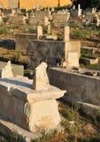 gammal kyrkogård Royaltyfri Bild