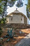 Gammal kyrkogård Arkivbilder