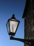 gammal lampa Royaltyfria Foton