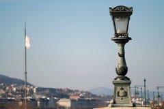 Gammal lampa Arkivbilder