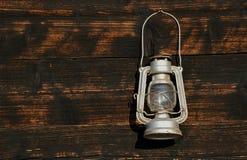 gammal lampa Fotografering för Bildbyråer