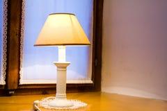 gammal lampa Arkivbild