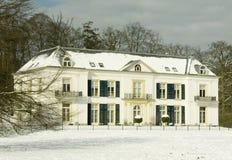 gammal landhouse Royaltyfri Bild