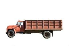 gammal lastbil Arkivbild