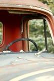 gammal lastbil för cab Royaltyfri Bild