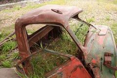 gammal lastbil för cab Royaltyfri Foto
