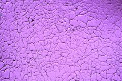 Gammal lila målarfärg för tappningtextur Royaltyfri Fotografi