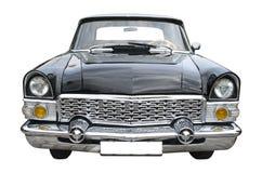 gammal limousine Arkivfoton