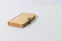Gammal liten bok Arkivfoton