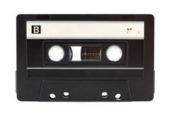 gammal ljudsignalkassett Arkivbilder