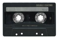 gammal ljudsignalkassett Arkivfoton