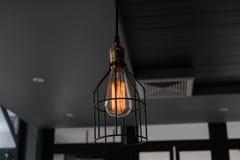 Gammal ljus dekor Royaltyfri Foto