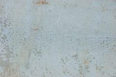 Gammal ljus-grå färger lädertextur Arkivfoto