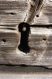 Gammal lockhole arkivfoton