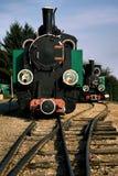 gammal lokomotiv Royaltyfria Foton