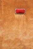 gammal målad texturvägg Arkivfoton