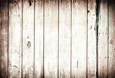 Gammal målad wood vägg - textur eller bakgrund Royaltyfria Foton