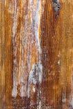 Gammal målad wood väggtextur eller bakgrund Royaltyfri Bild