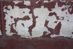 gammal målarfärg för abstrakt grunge för bakgrund sprucken Arkivfoto