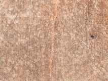 Gammal målarfärg på golvmetallen korroderade textur Arkivbild