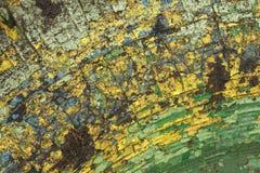 gammal målarfärgtextur Royaltyfri Bild