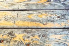 Gammal mörk wood texturbakgrund för text Arkivbilder
