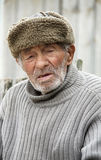 gammal man Arkivfoto
