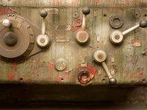 gammal maskin royaltyfria foton