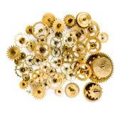 Gammal mekanism Royaltyfri Foto