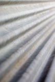 Gammal metalltextur med rostigt Arkivfoto